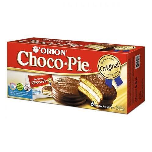 Orion Choco Pie 30gx6