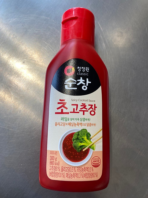 Vinegared Hot Pepper Bean Paste