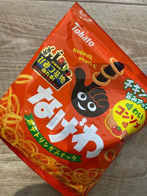 Tohato Potato Ring Snack