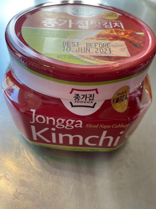 Jongga Sliced Kimchi 300g