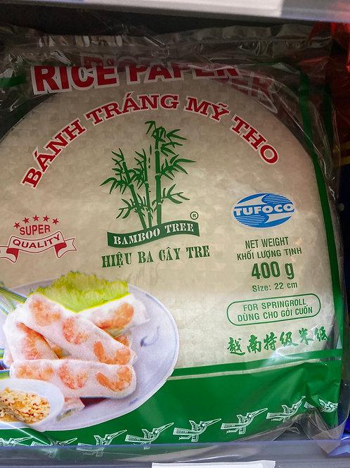 Bamboo Tree Rice Paper 400g