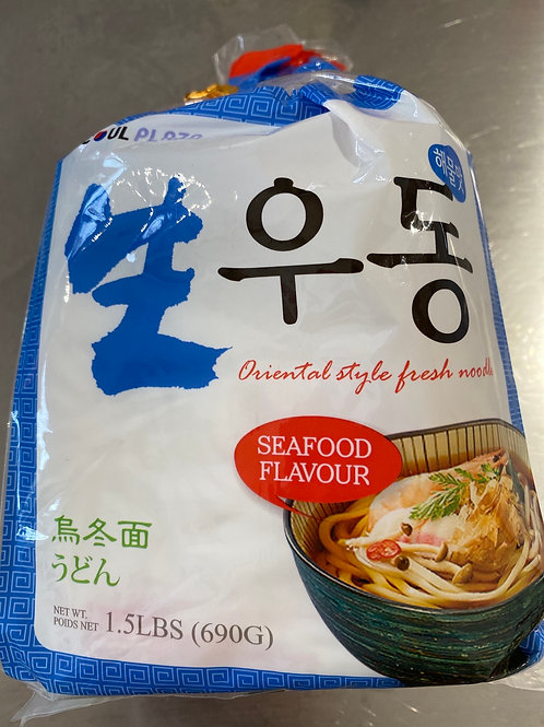 Korean Seafood Udon