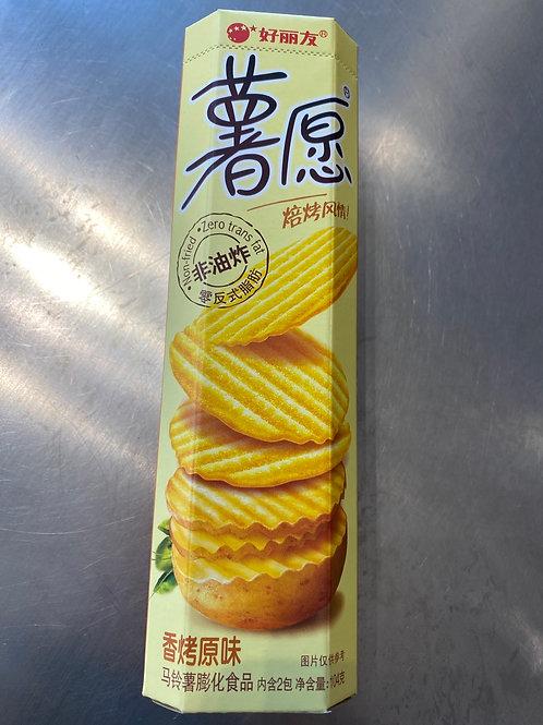 Potato Wish Roast Original Flav 薯愿香烤原味