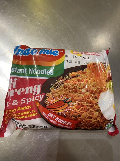 Indomie Migoreng Spicy Flav 印捞香辣味