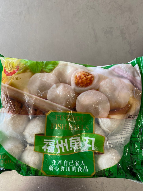 Authentic Fuzhou Fish Ball