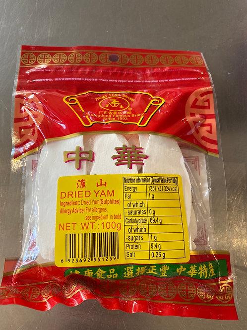 Dried Yam
