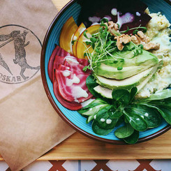 Salat-Bowls