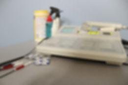 E-Stim and Ultrasound Therapy