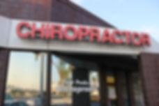 Chiropractic Car Tempe