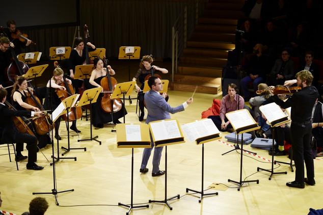 Konzert im Pierre Boulez Saal (Berlin)