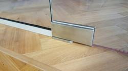 Draaipunt glazen deur Apeldoorn