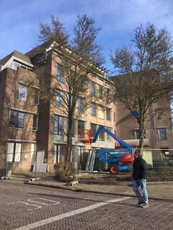 Monumenten beglazing Arnhem