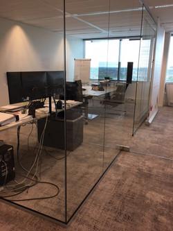 Glazen kantoorwanden Utrecht