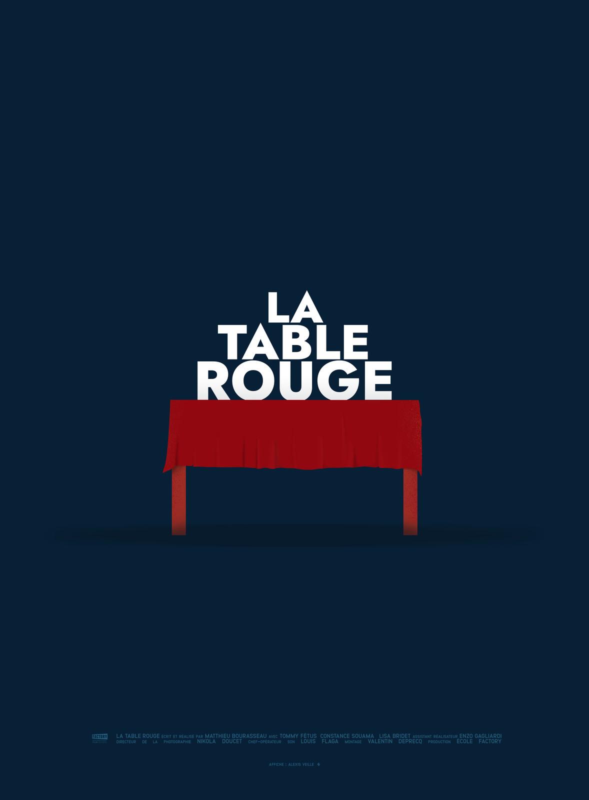 La Table Rouge