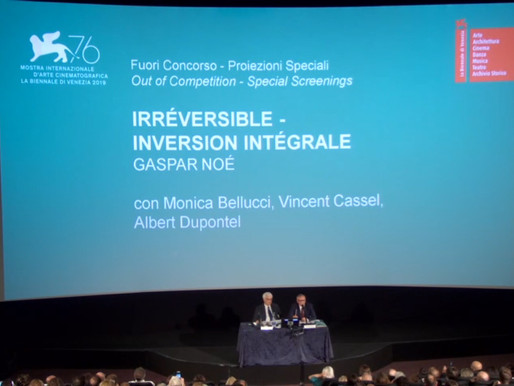 """Irréversible : Inversion Intégrale"" recut is in chronological order"