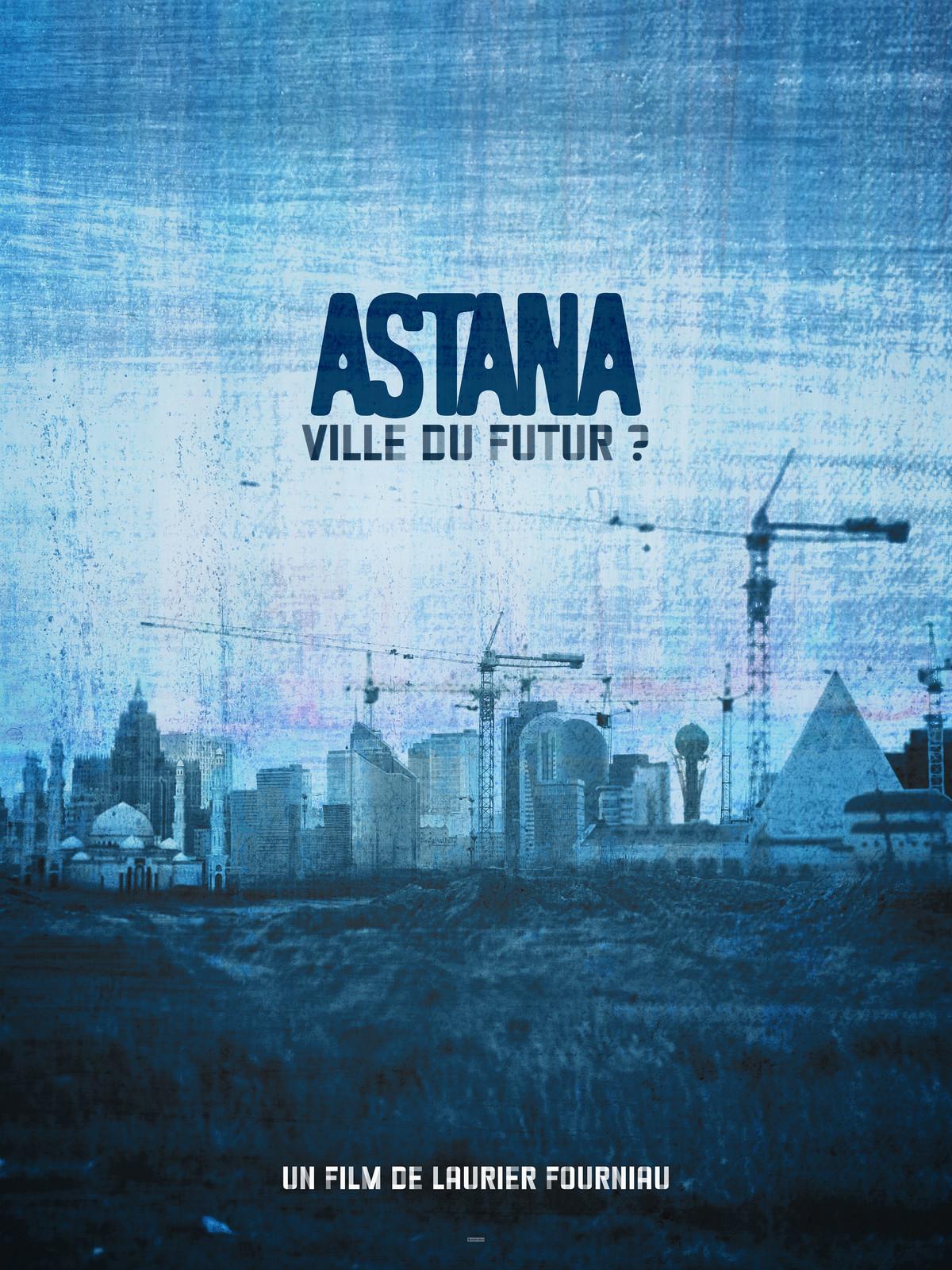 Astana, ville du futur ?