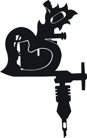 Tattoo Gun image