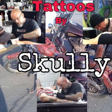 Tattoo's By Skully