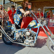 Willie's Tropical Tattoo Old School Chopper Time Show - Spring 2021