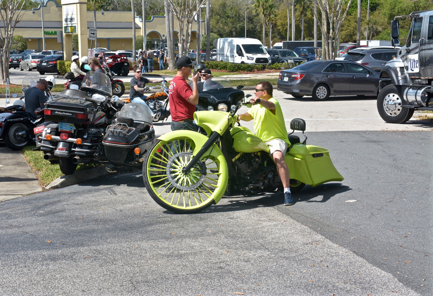Bikes of all kinds