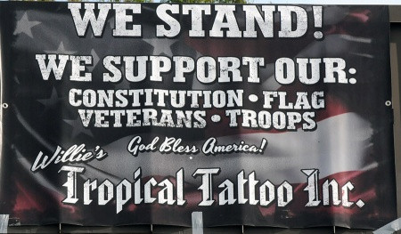 United we stand!