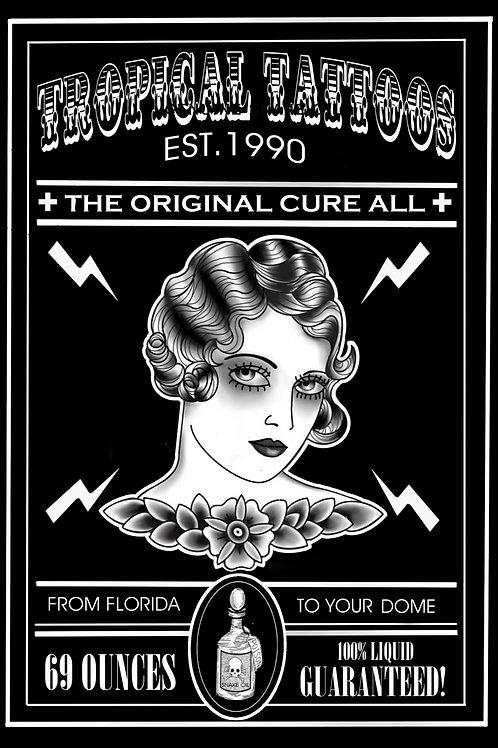 M - Original Cure T-Shirt