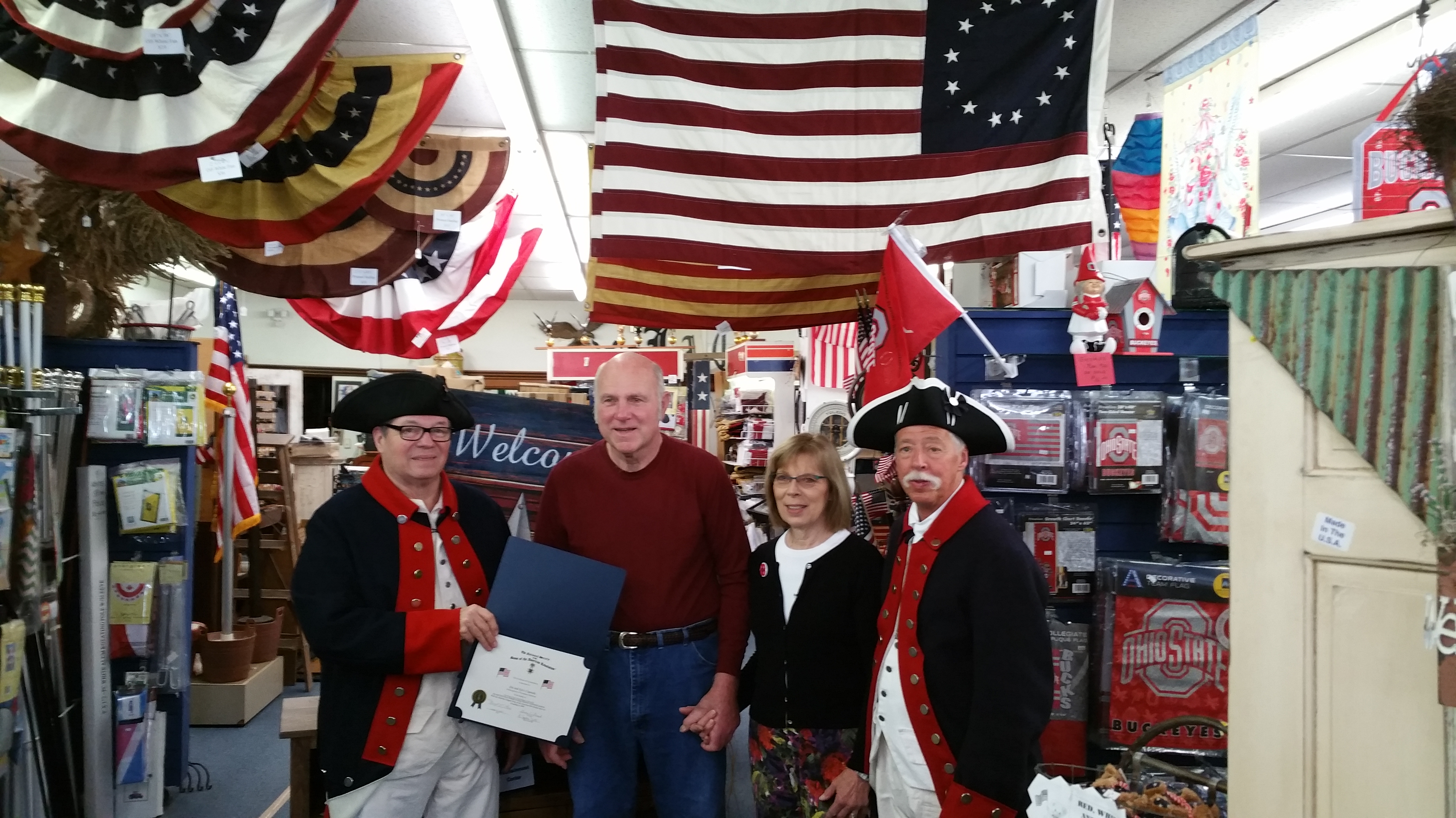 2017 Flag Award