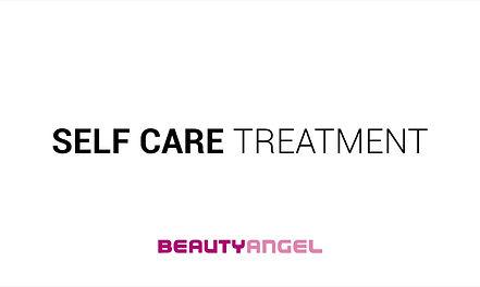 Vind je het nog nog spannend om bij ons een behandeling te ondergaan? Dan kun je nu de Self Care Treatment boeken.