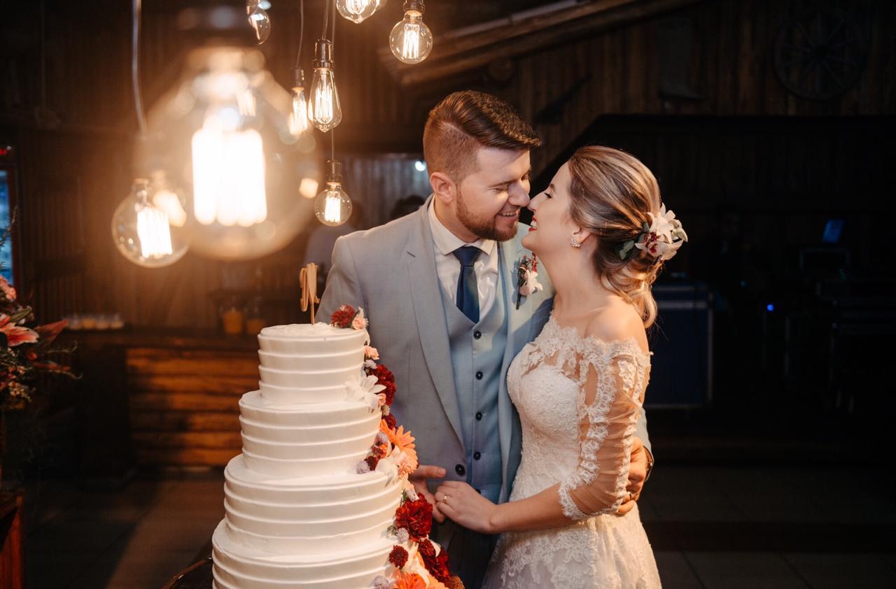 Casamento Danieli e Lucas