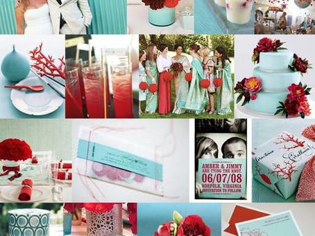 Combinação de cores - Milene Erdmann Cerimonial e Assessoria - Cerimonialista Joinville SC Jaraguá d