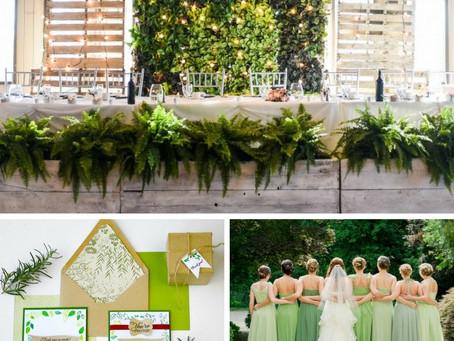Milene Erdmann Cerimonial e Assessoria - Cerimonialista Joinville - Verde Greenery
