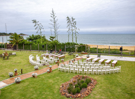 Destination Wedding em Santa Catarina
