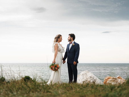 Casamento na Praia - Camila e Leonardo
