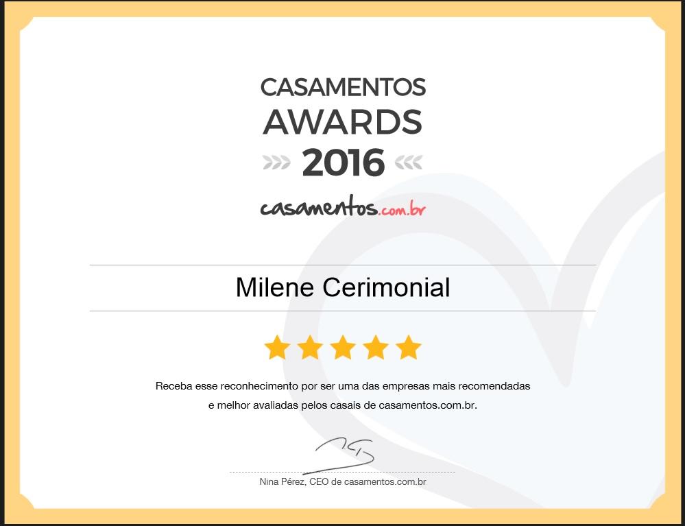 Milene Erdmann Cerimonial