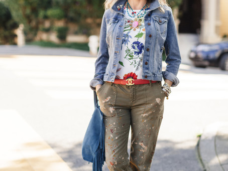 Weekend Spring Style Inspiration