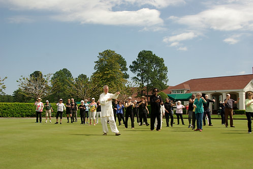 In-person Access to World Tai Chi and Qigong Day
