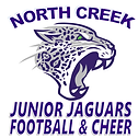 North Creek Junior Jaguars Football Logo