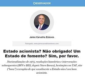 Newspaper Observador