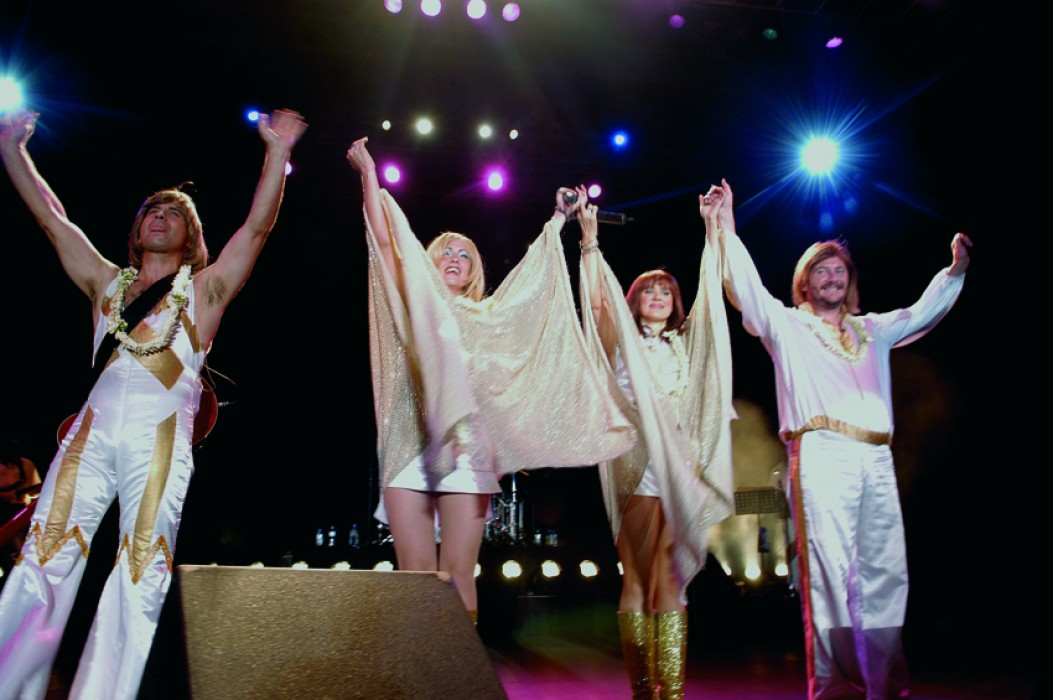 Groupe Abba Mania Tribute Abba
