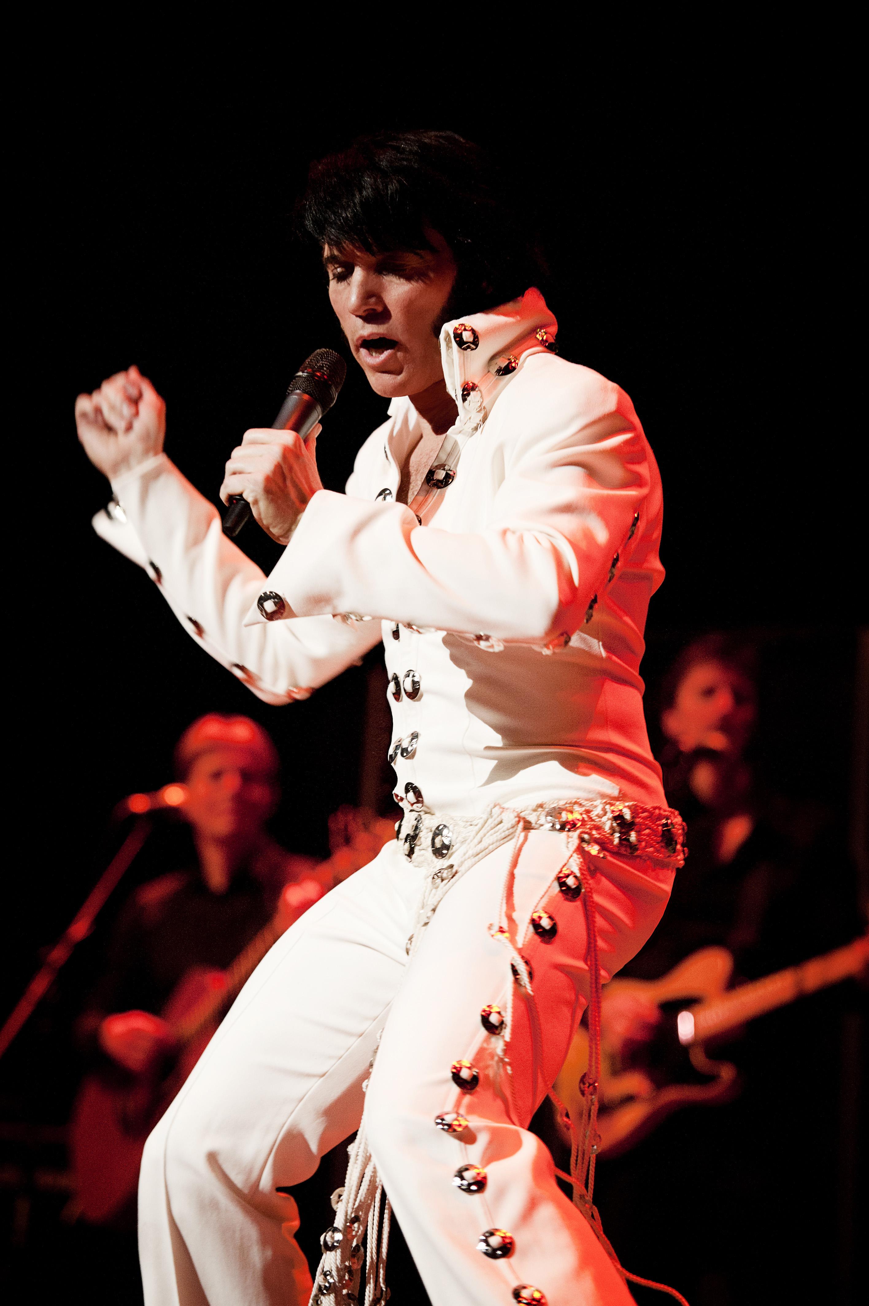 Lee Memphis King Elvis Presley