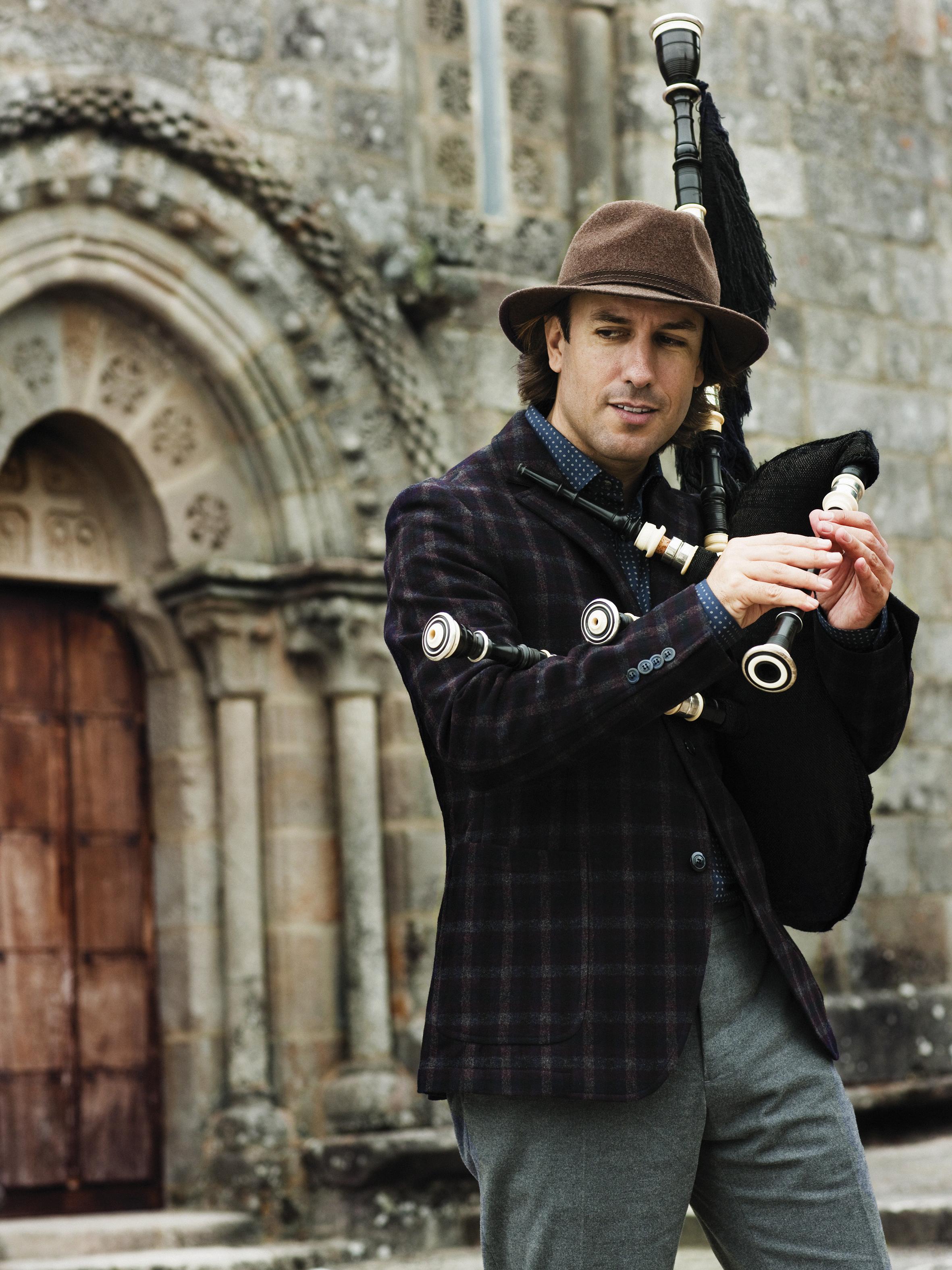 Musique celtique Carlos Nunez