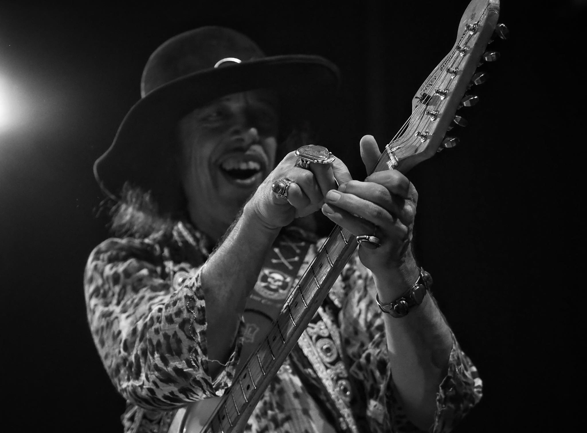 Jimi Hendrix tribute