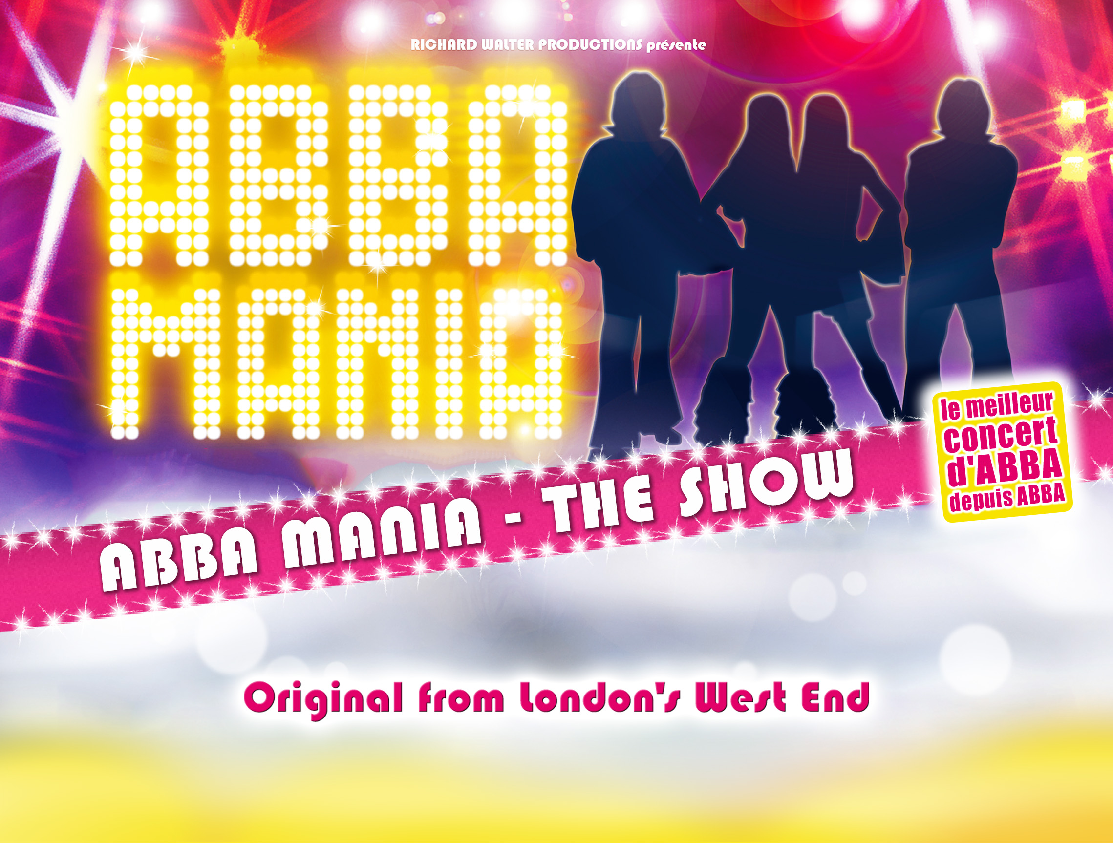 Abba Mania Tribute Abba