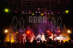 Abba Mania sur scène