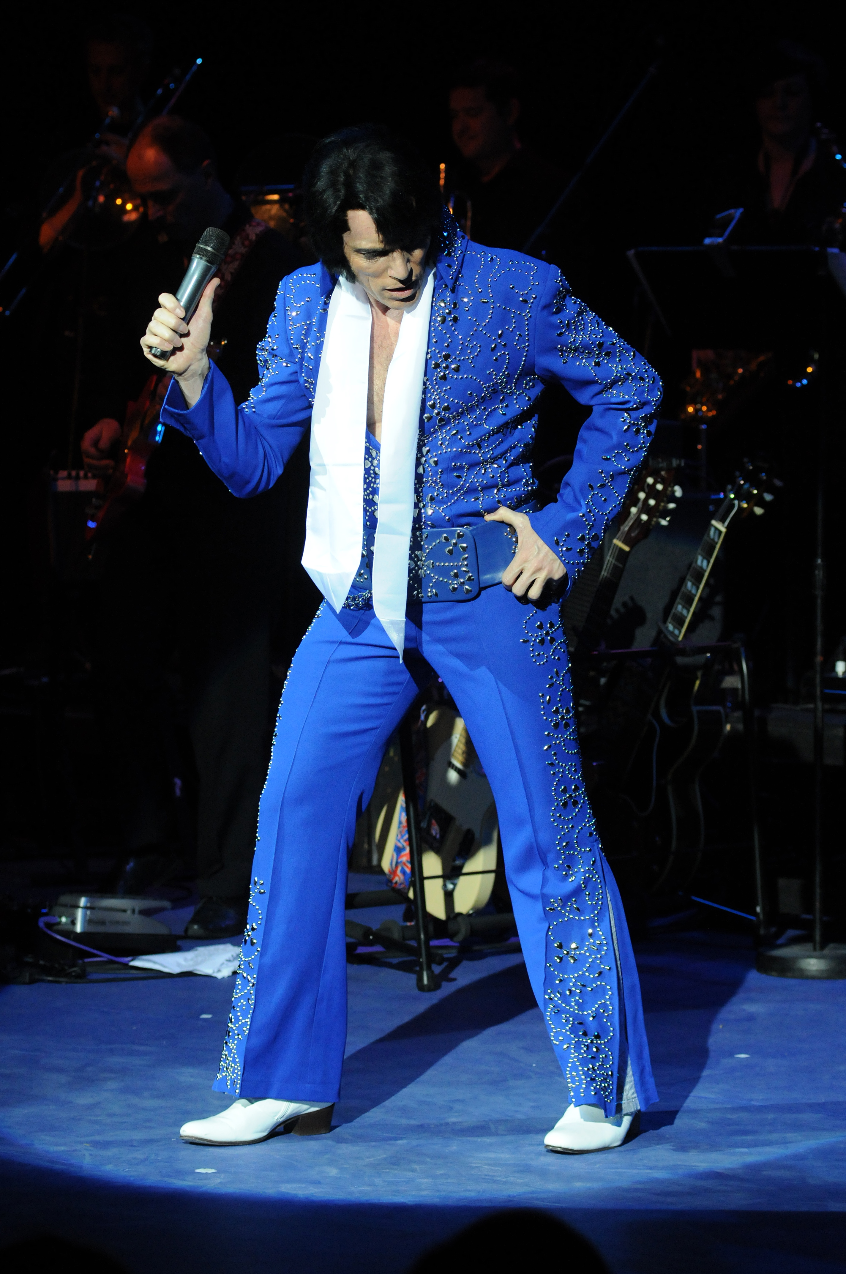 Tribute Elvis