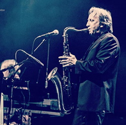 Saxophone Logicaltramp