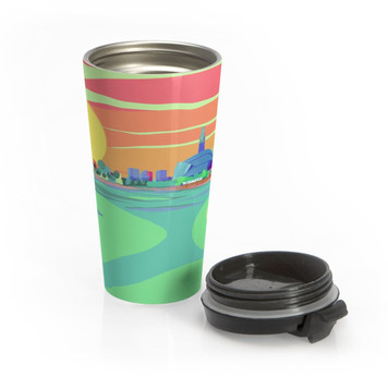 Winnipeg Travel Mug