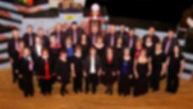 harmonic relief group photo, may 2013