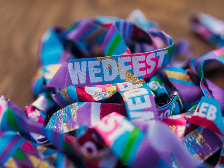 Wedfest | It's all in the wedding details (pt. 1)