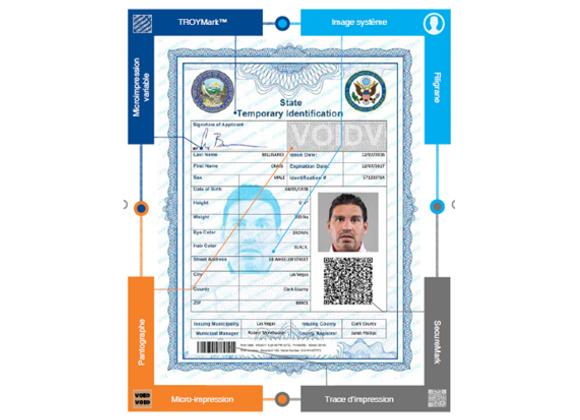 """Logiciel de Sécurisation des documents """"SecureDocs"""""""